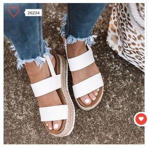 Cosy Sandals